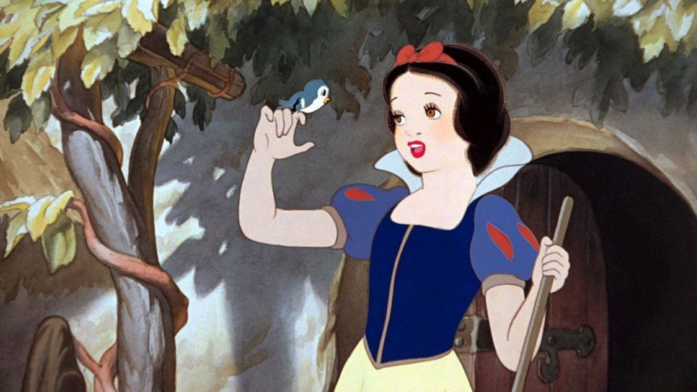 #1) Snow White and the Seven Dwarfs - (1937 - dir. David Hand and others)