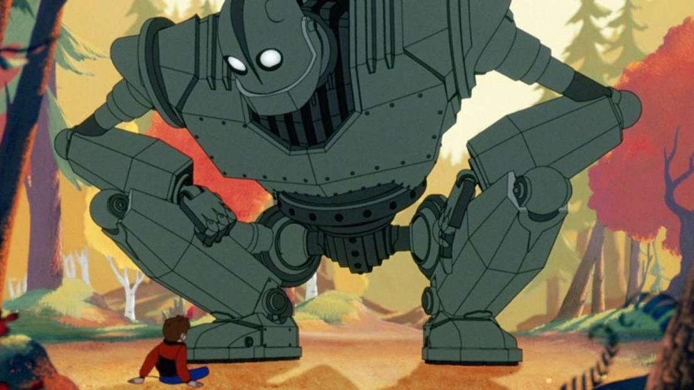 #9) The Iron Giant - (1999 - dir. Brad Bird)