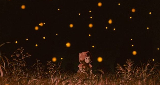 #11) Grave of the Fireflies - (1988 - dir. Isao Takahata)