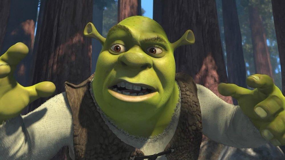 #13) Shrek - (2001 - dir.Aron Warner)