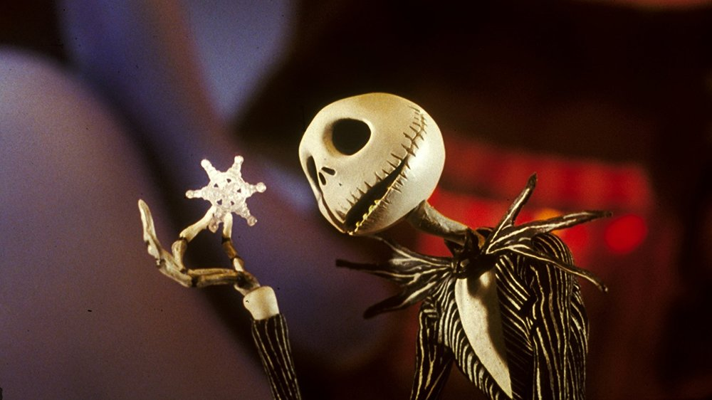 #14) The Nightmare Before Christmas - (1993 - dir. Henry Selick