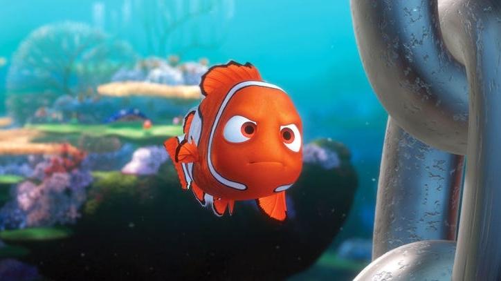 #16) Finding Nemo - (2003 - dir. Andrew Stanton)