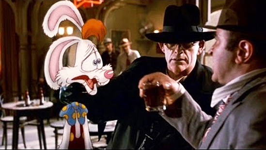 #19) Who Framed Roger Rabbit - (1988 - dir. Robert Zemeckis)