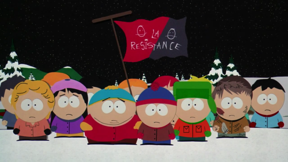 #23) South Park: Bigger, Longer & Uncut - (1999 - dir. Trey Parker)