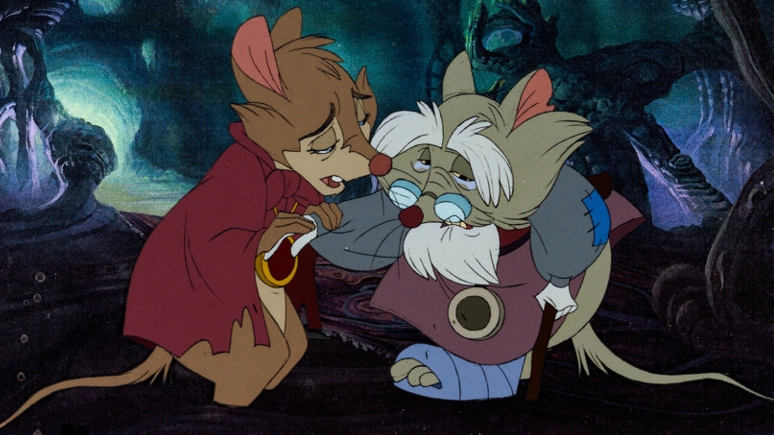 #36) The Secret of NIMH - (1982 - dir. Don Bluth)