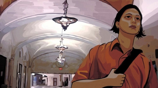 #40) Waking Life - (2001 - dir. Richard Linklater)