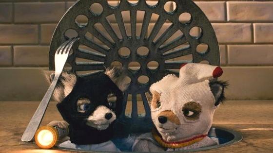 #46) Fantastic Mr. Fox - (2009 - dir. Wes Anderson)