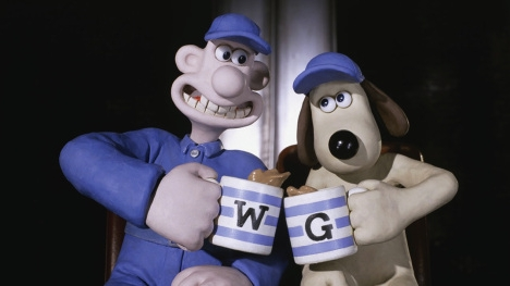 #47) Wallace & Gromit: The Curse of the Were-Rabbit - (2005 - dir. Nick Park & Steve Box)
