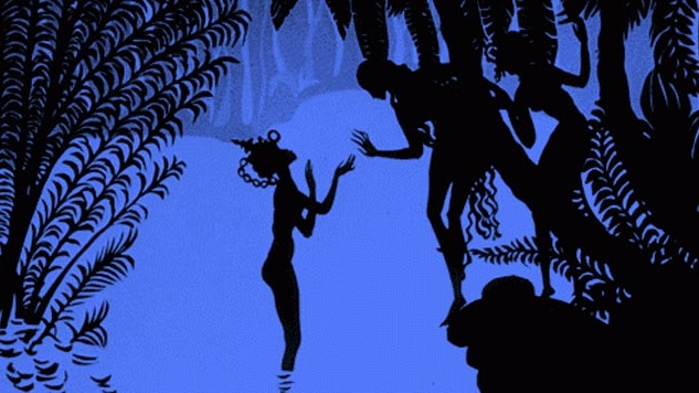 #48) The Adventures of Prince Achmed - (1926 - dir. Carl Kock, Lotte Reiniger)
