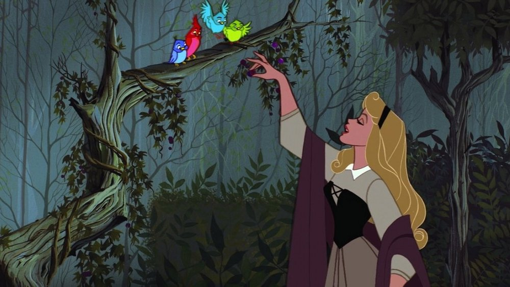 #51) Sleeping Beauty - (1959 - dir. Clyde Geronimi)