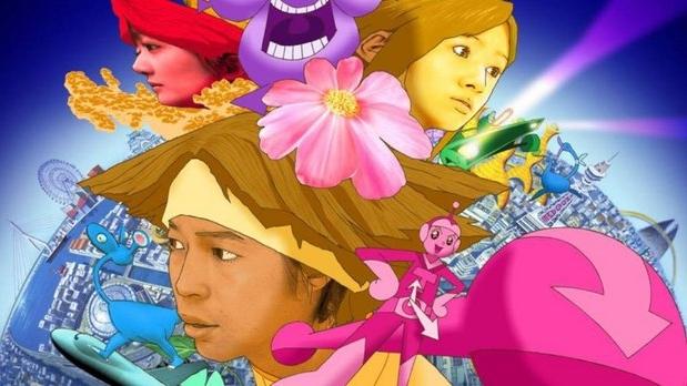 #60) Mind Game - (2004 - dir. Masaaki Yuasa)