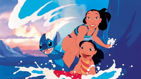 #63) Lilo & Stitch - (2002 - dir. Chris Sanders)