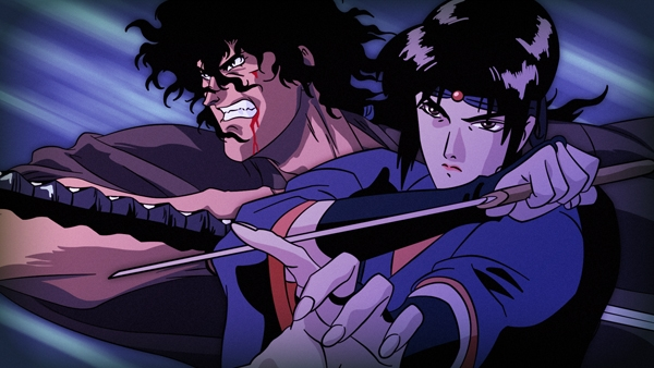 #73) Ninja Scroll - (1993 - dir. Kevin Seymour, Yoshiaki Kawajiri)