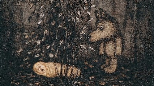 #76) Tale of Tales - (1979 - dir. Yuri Norstein)