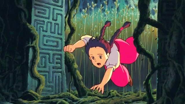 #79) Castle in the Sky - (1986 - dir. Hayako Miyazaki)