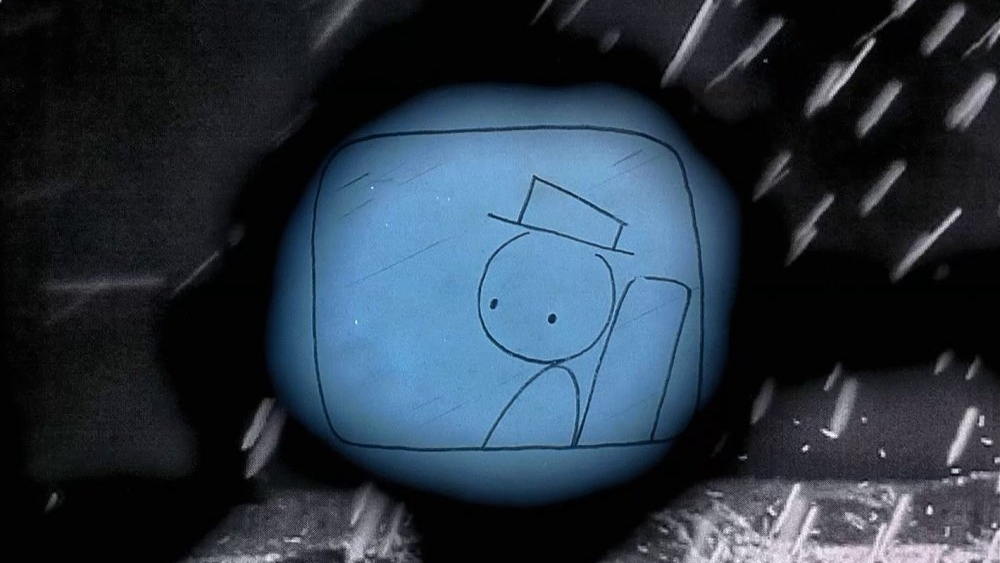 #87) It's Such a Beautiful Day - (2012 - dir. Don Hertzfeldt)