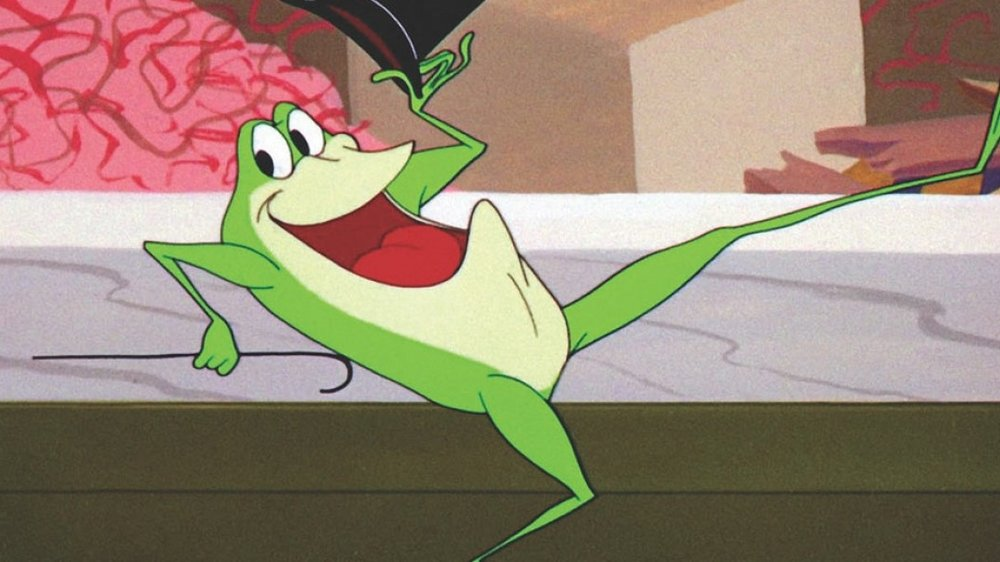 #92) One Froggy Evening - (1955 - dir. Chuck Jones)