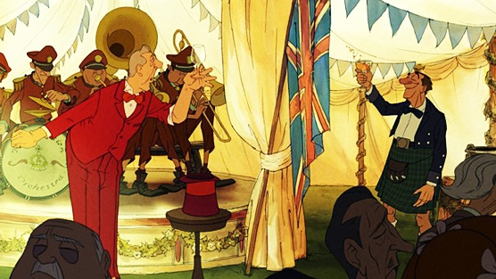 #97) The Illusionist - (2010 - dir. Sylvain Chomet)
