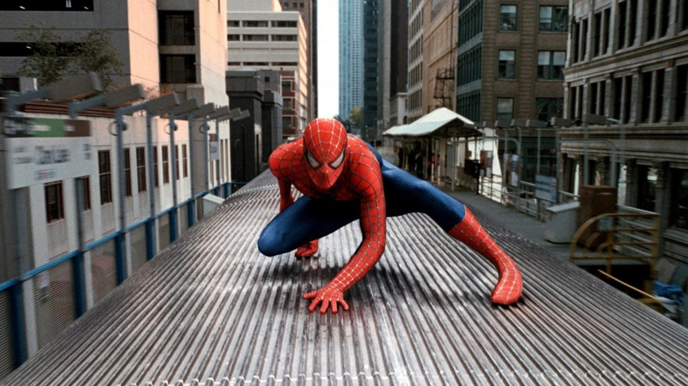 #6) Spider-Man 2 - (2004 - dir. Sam Raimi)