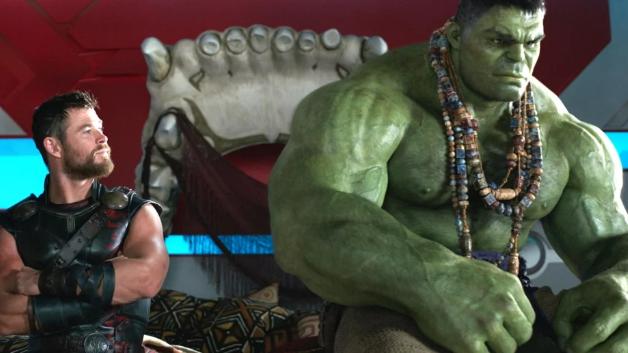 #7) Thor: Ragnarok - (2017 - dir. Taika Waititi)