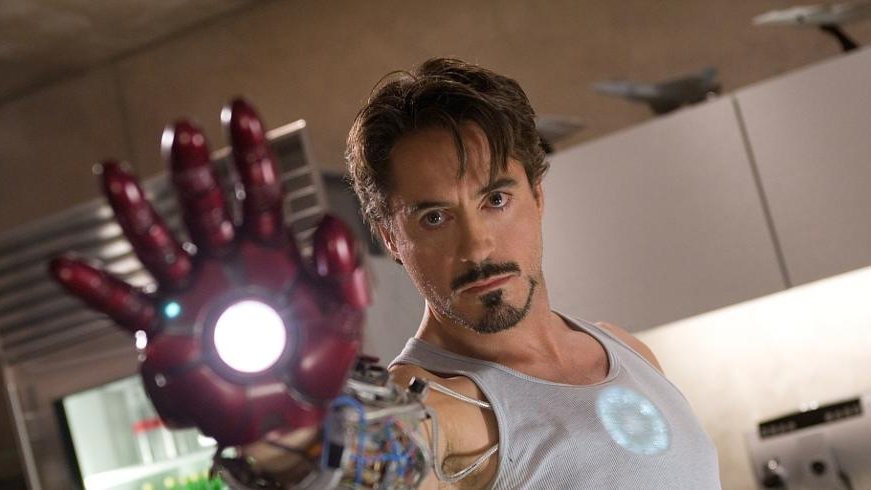 #8) Iron Man - (2008 - dir. Jon Favreau)