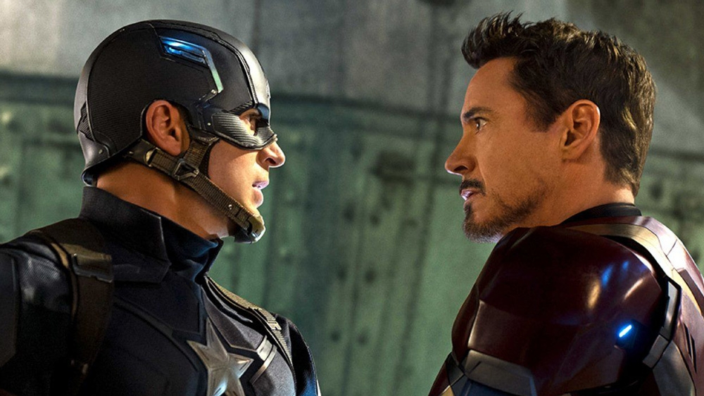 #15) Captain America: Civil War - (2016 - dir. Joe & Anthony Russo)