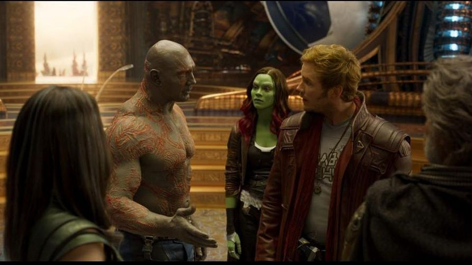 #19) Guardians of the Galaxy Vol. 2 - (2017 - dir. James Gunn)