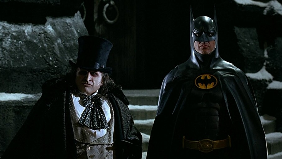 #25) Batman Returns - (1992 - dir. Tim Burton)