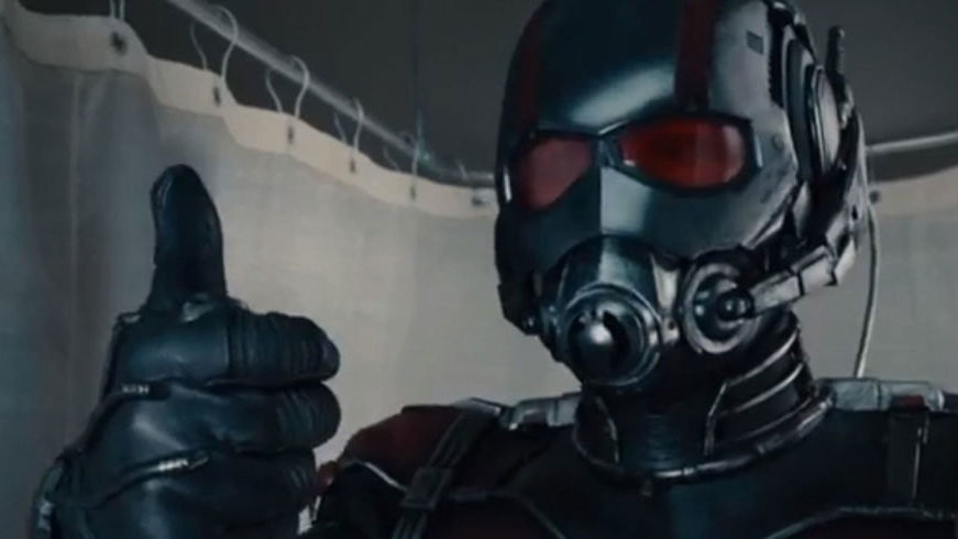 #31) Ant-Man - (2015 - dir. Joe Johnston)