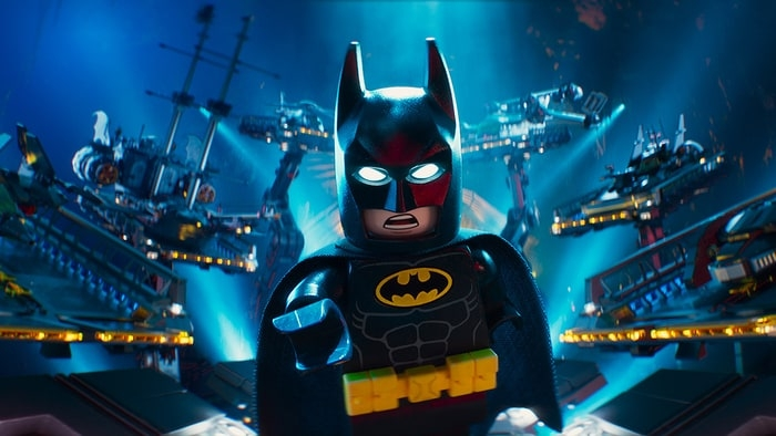 #33) The Lego Batman Movie - (2017 - dir. Chris McKay)