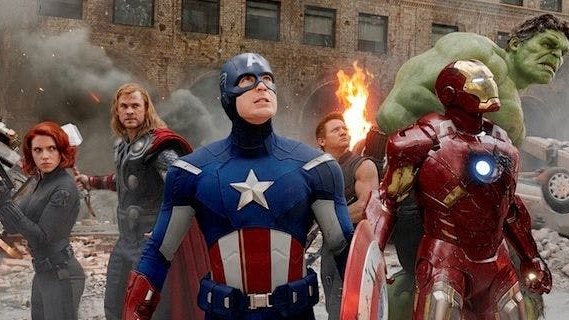 #38) Avengers: Age of Ultron - (2015 - dir. Joss Whedon)