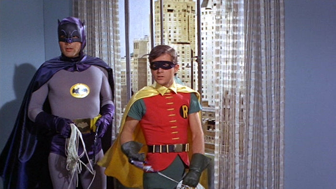 #40) Batman: The Movie - (1966 - dir. Leslie H. Martinson)