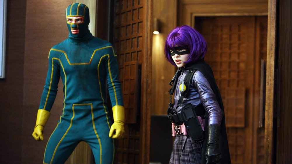 #53) Kick-Ass - (2010 - dir. Matthew Vaughn)
