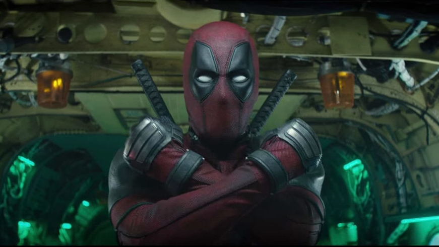 #55) Deadpool 2 - (2018 - dir. David Leitch)