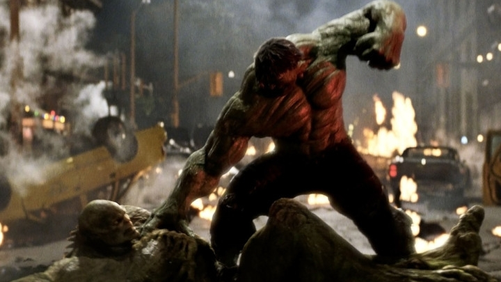 #56) The Incredible Hulk - (2008 - dir. Louis Leterrier)