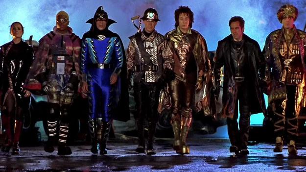 #61)Mystery Men - (1999 - dir. Kinka Usher)