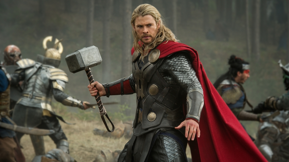#66) Thor: The Dark World - (2013 - dir. Alan Taylor)