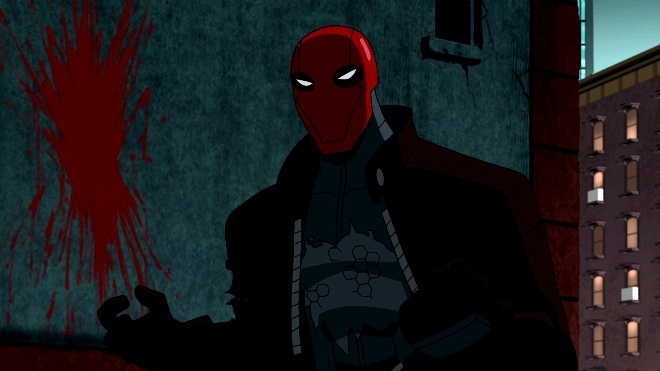 #67) Batman: Under the Red Hood - (2010 - dir. Brandon Vietti)