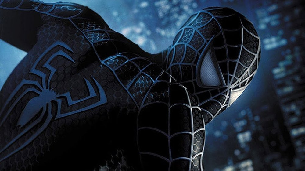 #69) Spider-Man 3 - (2007 - dir. Sam Raimi)