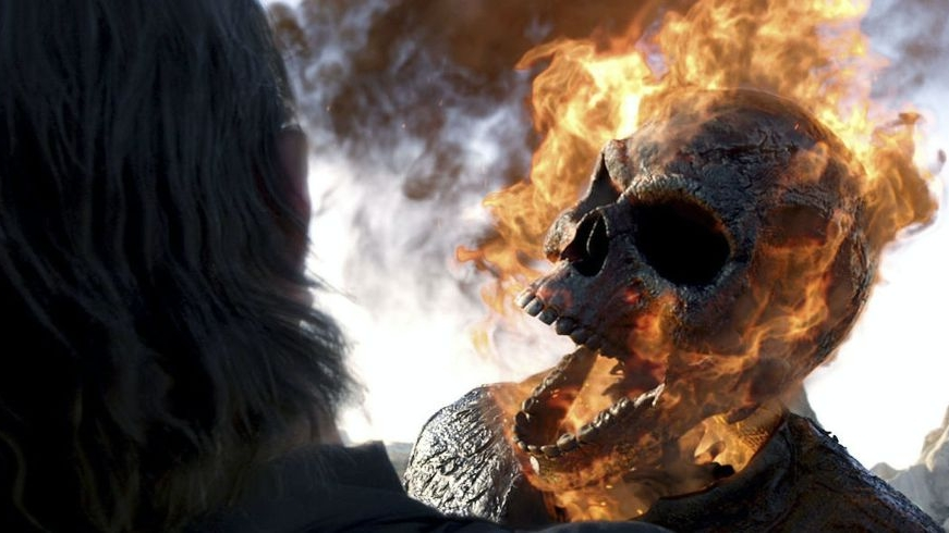 #72) Ghost Rider: Spirit of Vengeance - (2013 - dir. Neveldine/Taylor)