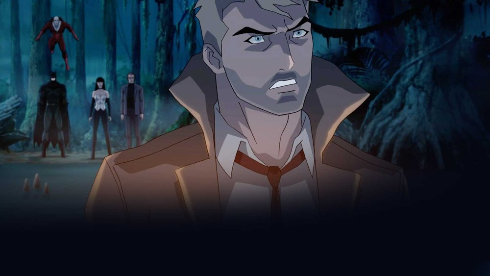 #73) Justice League Dark - (2017 - dir. Jay Olivia)