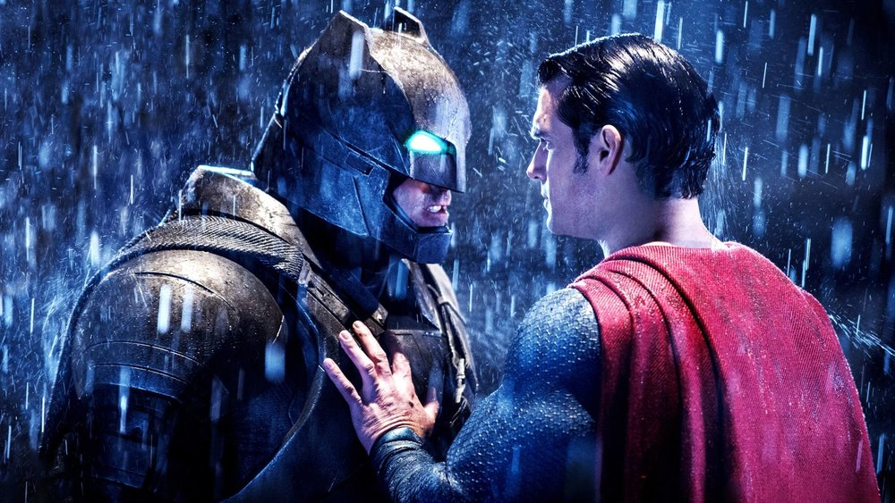 #74) Batman v. Superman: Dawn of Justice - (2016 - dir. Zack Snyder)