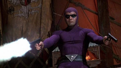 #77) The Phantom - (1996 - dir. Simon Wincer)
