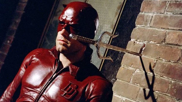 #79) Daredevil - (2003 - dir. Mark Steven Johnson)