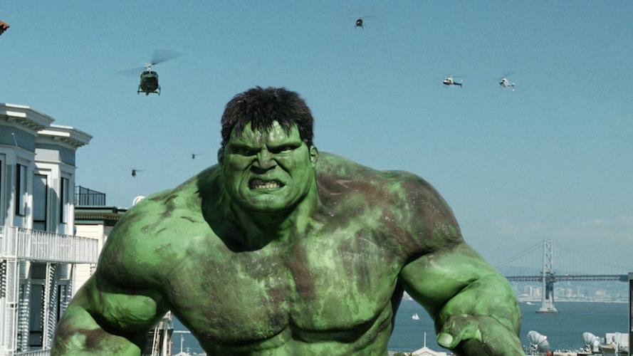 #84) Hulk - (2003 - dir. Ang Lee)