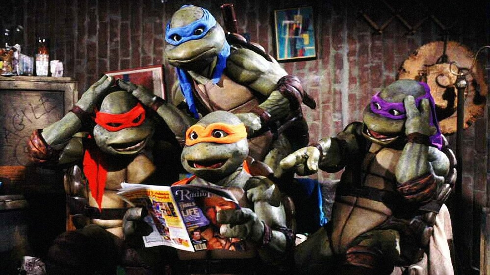 #85) Teenage Mutant Ninja Turtles - (1990 - dir. Steve Barron)