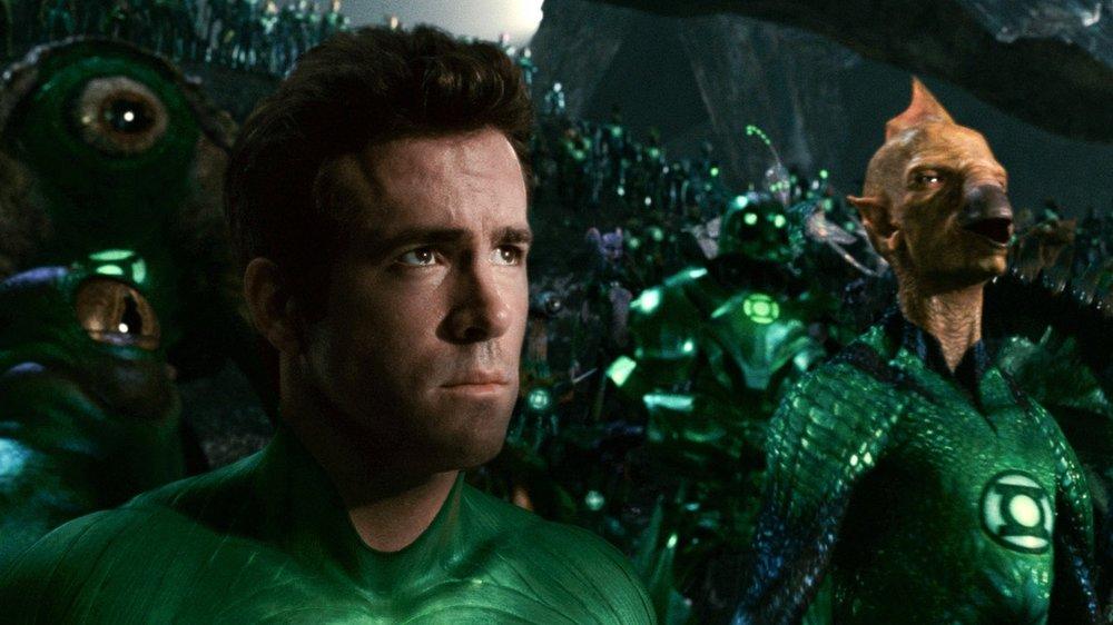 #91) Green Lantern - (2011 - dir. Martin Campbell)