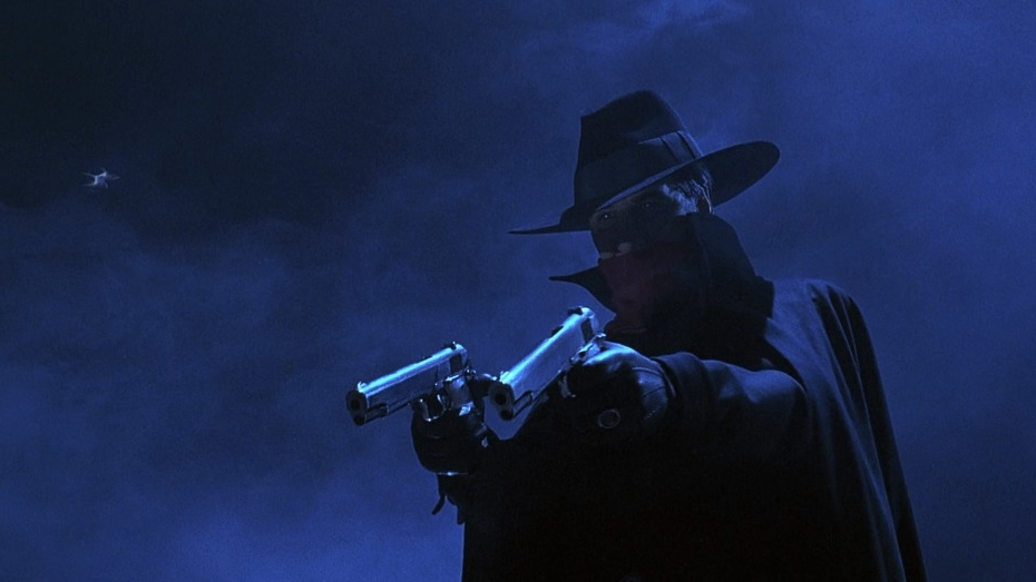 #95) The Shadow - (1994 - dir. Russell Mulcahy