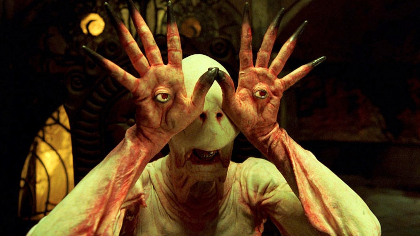 #7) Pan's Labyrinth - (2006 - dir. Guillermo del Toro)