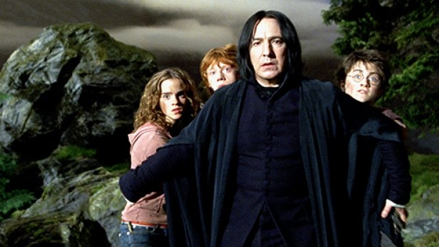 #10) Harry Potter and the Prisoner of Azkaban - (2004 - dir. Alfonso Cuarón)